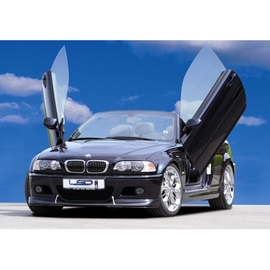 LSD Lambo Style Doors BMW E46 Coupe/Cabrio