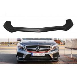 Przedni Splitter / dokładka ABS - Mercedes GLA 45 AMG X156
