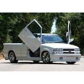 LSD Lambo Style Doors Chevrolet S-10 / S-15