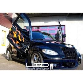 LSD Lambo Style Doors Chrysler PT Cruiser