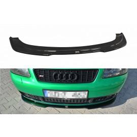 Przedni Splitter / dokładka ABS - Audi S3 8L