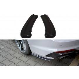 Splittery Boczne Tylnego Zderzaka ABS - Audi RS5 Coupe Mk2 (F5)