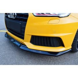 Przedni Splitter / dokładka ABS - Audi S1 mk1