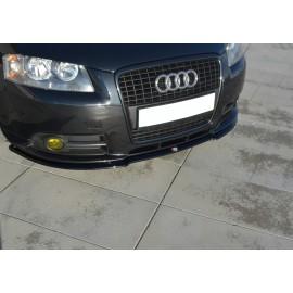 Przedni Splitter / dokładka ABS - Audi A3 8P Sportback S-line mk2