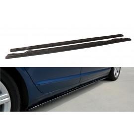 Poszerzenia Progów ABS - Audi A6 C6 S-line Facelift