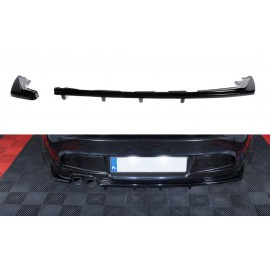 Dyfuzor splitter Tylnego Zderzaka ABS - BMW 1 E81/ E87 M-PACK FACELIFT