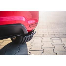 Splittery Boczne Tylnego Zderzaka ABS - VW Polo 6R GTi