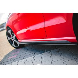 Poszerzenia Progów ABS - VW Polo 6R GTI
