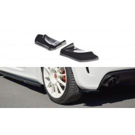 Splittery Boczne Tylnego Zderzaka ABS - Fiat 500 ABARTH MK1