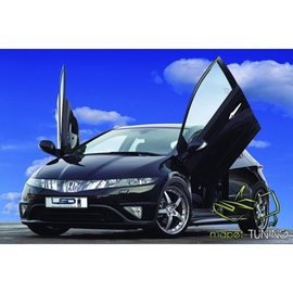 LSD Lambo Style Doors Honda Civic 5d 06-