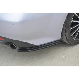 Splittery Boczne Tylnego Zderzaka ABS - Mazda 6 MK2 SPORT HATCH (GH)