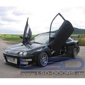 LSD Lambo Style Doors Honda Integra 97-01