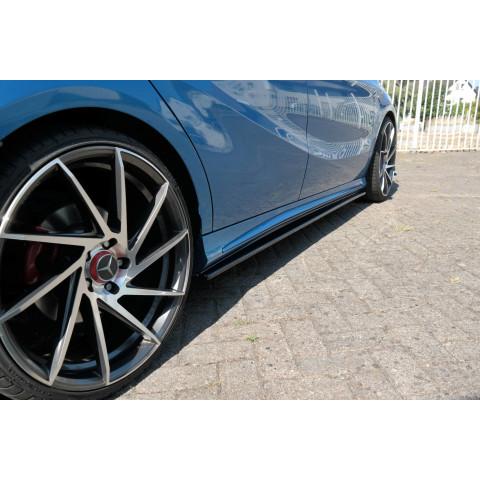 Poszerzenia Progów ABS - Mercedes A W176 AMG  2013-15