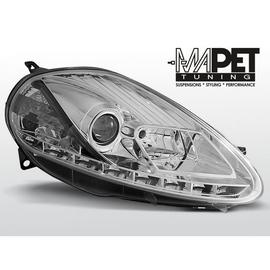 Fiat Grande Punto 05-08 - CHROM LED - diodowe LPFI05