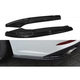 Splittery Boczne Tylnego Zderzaka ABS - Audi A5 F5 Sportback S-line