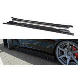 Poszerzenia Progów ABS - Nissan GT-R R35