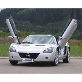 LSD Lambo Style Doors Opel Speedster