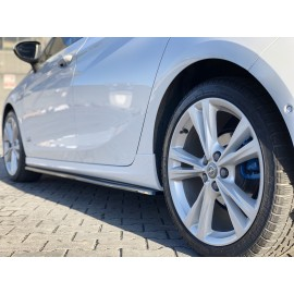 Poszerzenia Progów ABS - Opel Astra K OPC-line