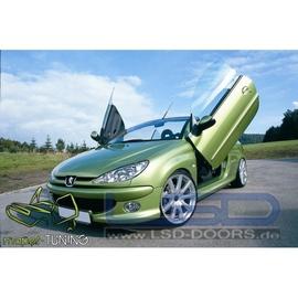 LSD Lambo Style Doors Peugeot 206 CC