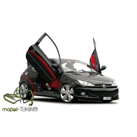 LSD Lambo Style Doors Peugeot 206 3d
