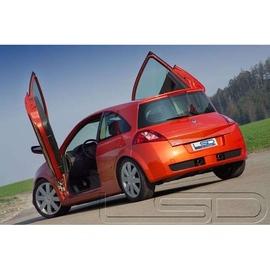 LSD Lambo Style Doors Renault Megane 2 04-