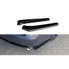 Splittery Boczne Tylnego Zderzaka ABS - Lexus GS 300 Mk3