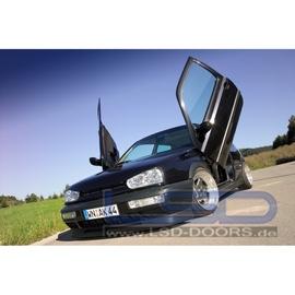 LSD Lambo Style Doors VW Golf III 3d
