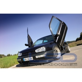 LSD Lambo Style Doors VW Golf III 5d