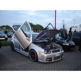 LSD Lambo Style Doors VW Golf IV 5d / combi