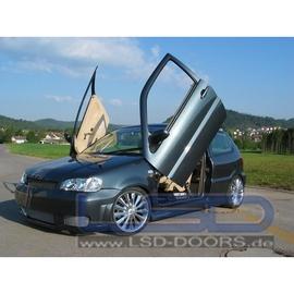 LSD Lambo Style Doors VW Polo 6N 5d