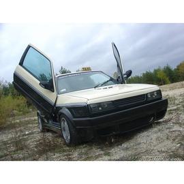 LSD Lambo Style Doors VW Golf II