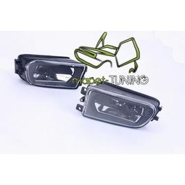 Halogeny ClearGlass BLACK - BMW E39  / Z3