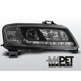 Fiat Stilo 3d - DayLight BLACK LED - LPFI12