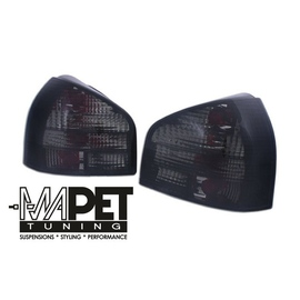 Audi A3 8L Clearglass Black DEPO LTAU05