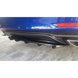 Splitter Tylnego Zderzaka ABS (Z DYFUZOREM) - Lexus RC