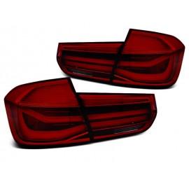 BMW F30 Red Led BAR Diodowe LDBMG8