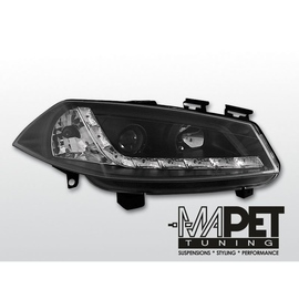 Renault Megane 02-05 - DayLight BLACK LED -  LPRE16