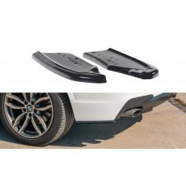 Splittery Boczne Tylnego Zderzaka ABS - BMW X3 F25 M-Pack Polift