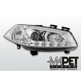 Renault Megane 02-05 - DayLight CHROM LED -  LPRE15