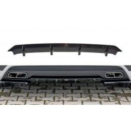 Dyfuzor centralny Tylnego Zderzaka ABS - Mercedes A45 AMG W176