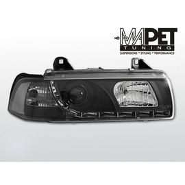 BMW E36 Coupe / Cabrio - BLACK LED diodowe LPBM54