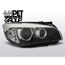 BMW E84 X1 - BLACK Angel Eyes Ringi diodowe LED  LPBME0