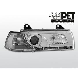 BMW E36 Coupe / Cabrio  CHROM LED - diodowe LPBM53