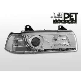 BMW E36 Sedan / Touring / Compact - DayLight CHROM LED - LPBM51