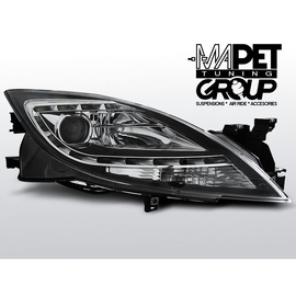 Mazda 6  2 - Daylight LED BLACK diodowe LPMA07