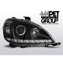 Mercedes M klasa W163 ML  01-05 BLACK LED diodowe  LPME85