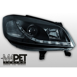 Opel Zafira - DayLight BLACK LED -   LPOP42