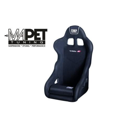 Fotel OMP TRS-E - czarny