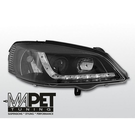 Opel Astra G - diodowe BLACK LED -  LPOP38