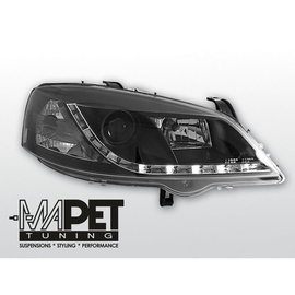 Opel Astra G - BLACK LED - diodowe LPOP40